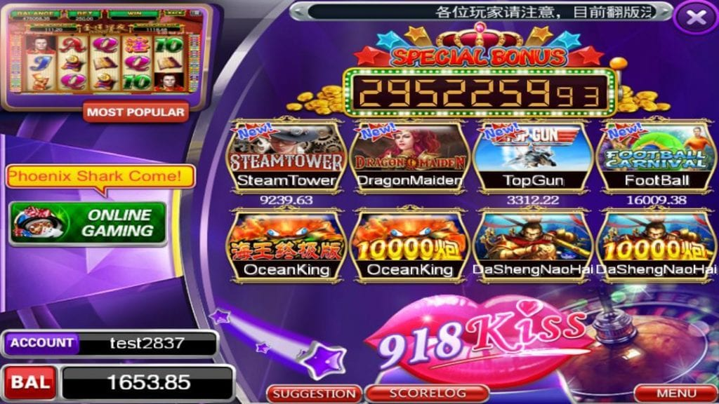 WHY IS SCR888 SO POPULAR AMONGST THE ONLINE CASINO COMMUNITY?