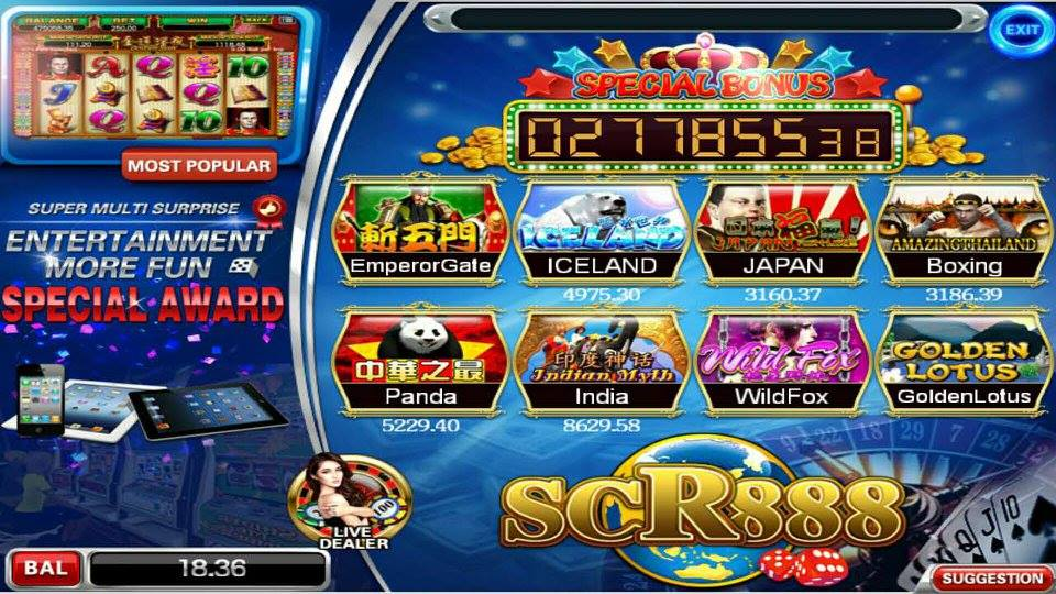 download scr888