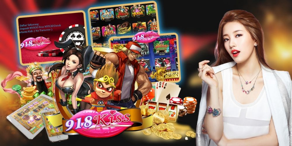 Best Methods to Manage Your Bankroll in 918kiss Online Slots.
