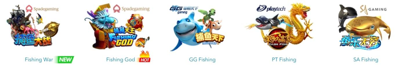 bk8 fishing games