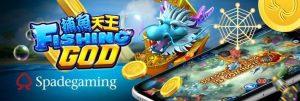 bk8 fishing god banner