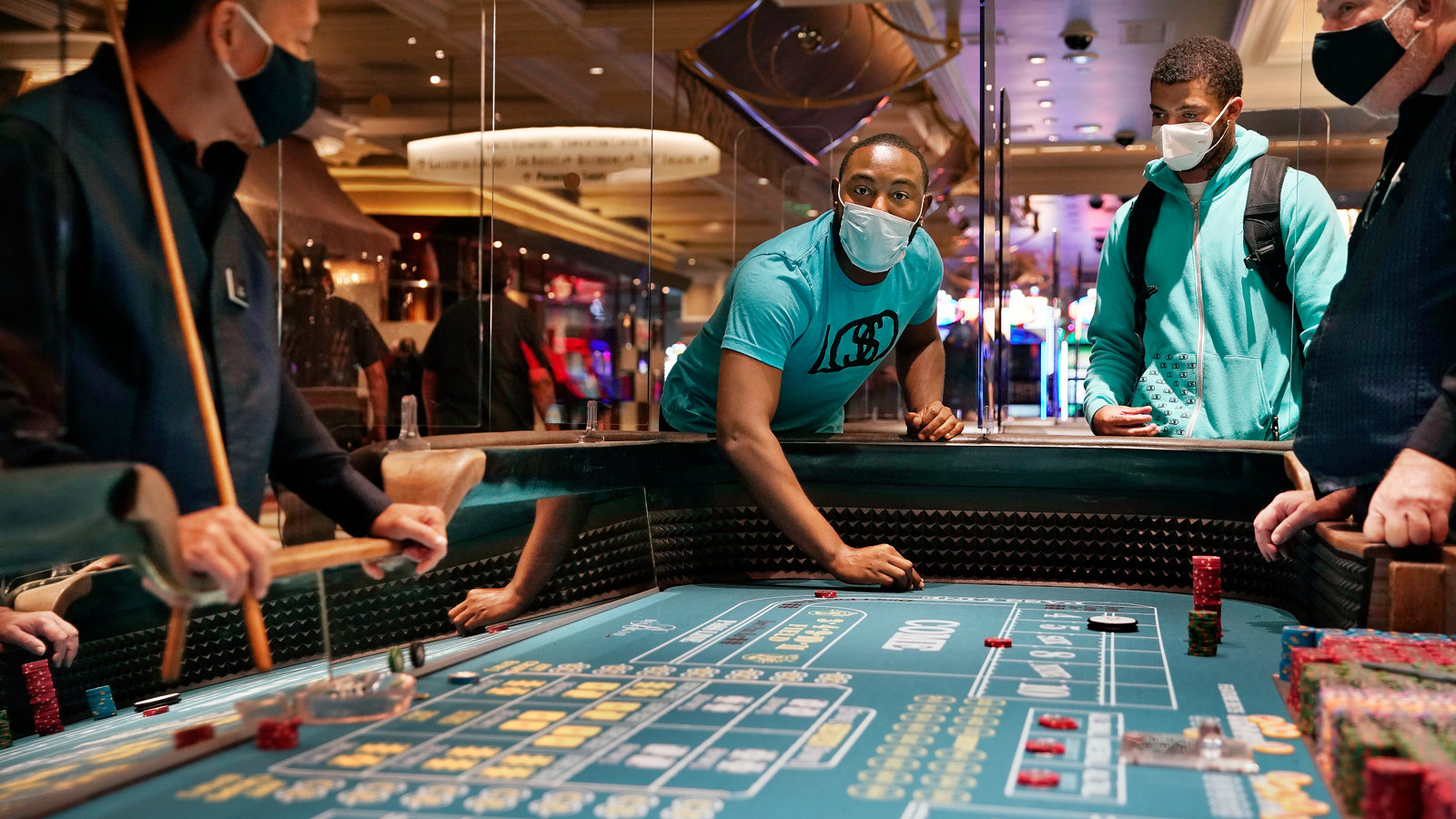 Coronavirus News: Las Vegas Economy is Slowing Down But Slots are Running Well at Local Casinos